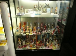 Collection figurines SEGA (2)